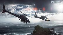 Battlefield 4 ukazuje lodní katastrofu z mapy Paracel Storm