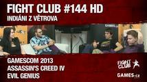 Fight Club #144 HD: Indiani z Větrova
