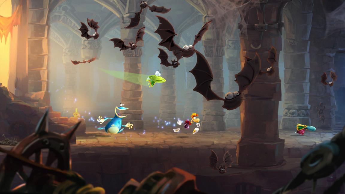 Ubisoft vám pobyt v karanténě ukrátí hrami zdarma, teď rozdává Rayman Legends