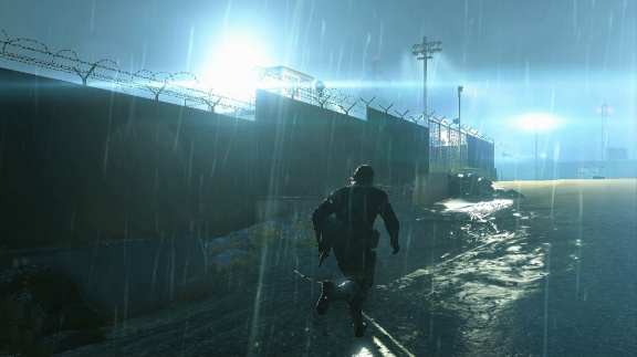 Hideo Kojima ukázal MGS: Ground Zeroes s dravějším postupem