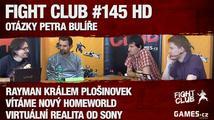 Fight Club #145: Otázky Petra Bulíře