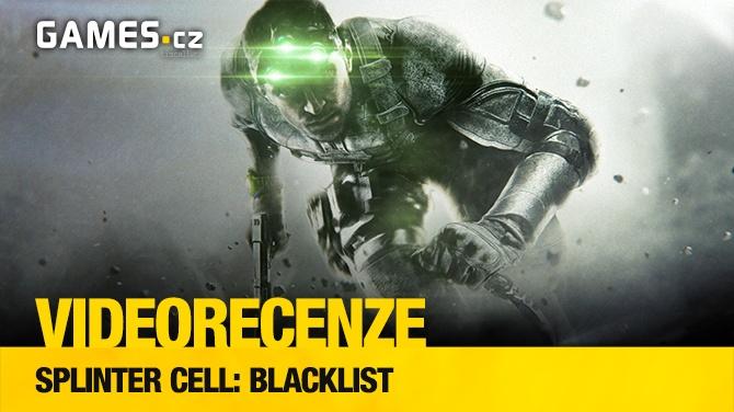 Splinter Cell: Blacklist - videorecenze PC verze