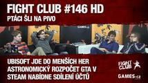 Fight Club #146 HD: Ptáci šli na pivo
