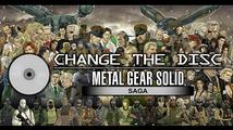 Vyražte na sobotní fan akci Change the Disc: Metal Gear Saga
