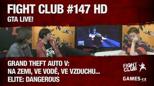 Fight Club #147 HD: GTA V Live!