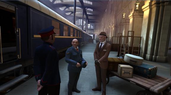 Agatha Christie doporučuje: třetí epizoda uzavírá příběh detektivky The Raven