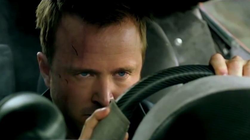 Filmový Need for Speed láká na Pinkmana z Breaking Bad
