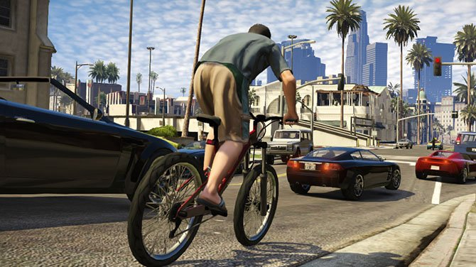Grand Theft Auto V - videorecenze
