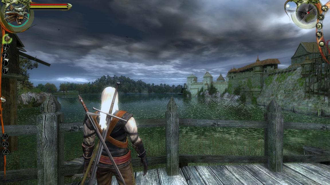 Zaklínač/The Witcher - odhalení hlavního hrdiny