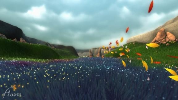 Flower, flOw a další hry míří kromě PS Vita i na PS4