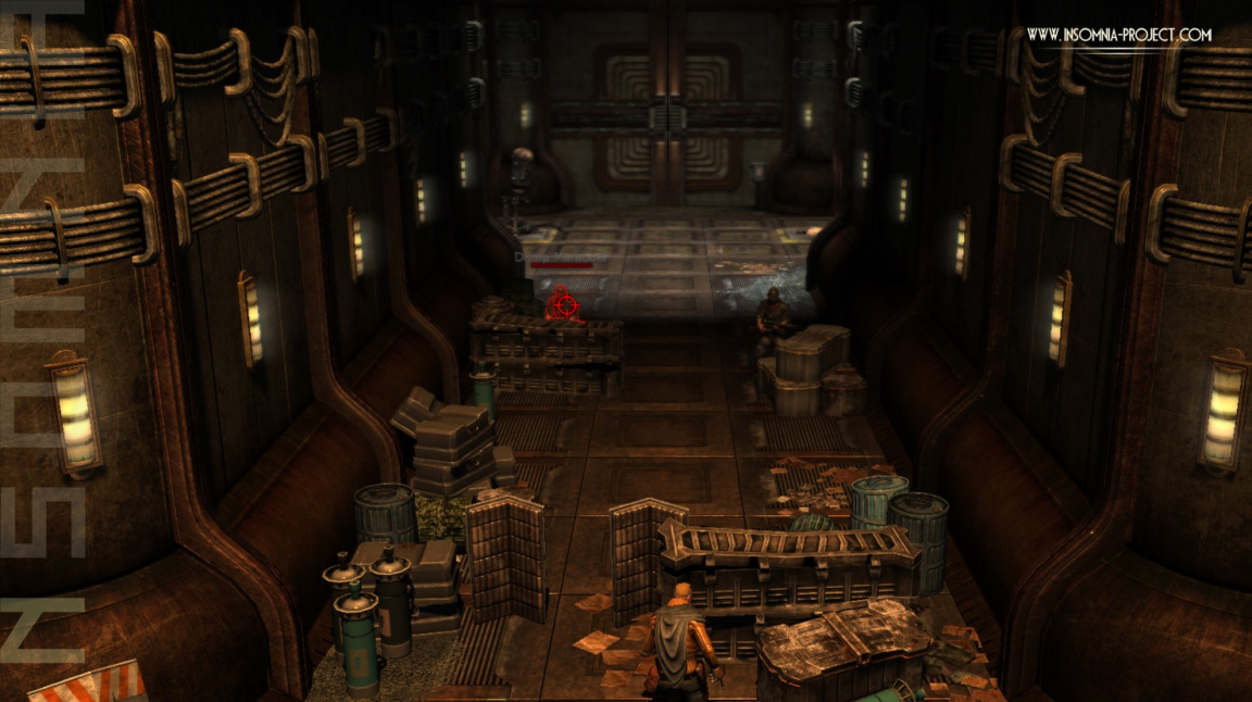 Old schoolově vypadající RPG InSomnia si dá druhé kolo na Kickstarteru