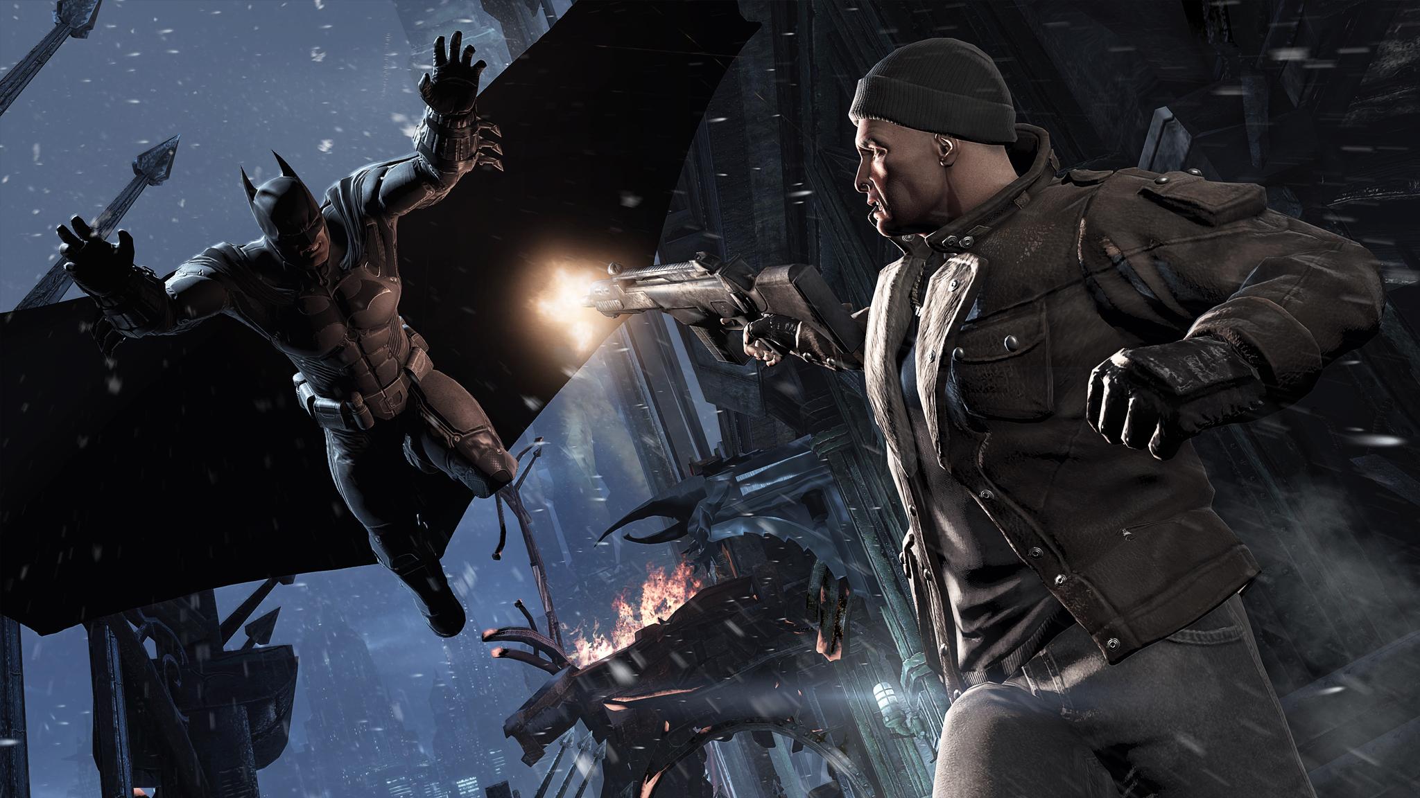 Fanoušci obnovili multiplayer Batman: Arkham Origins