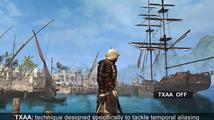 Ukázka grafických efektů z PC verze Assassin's Creed IV