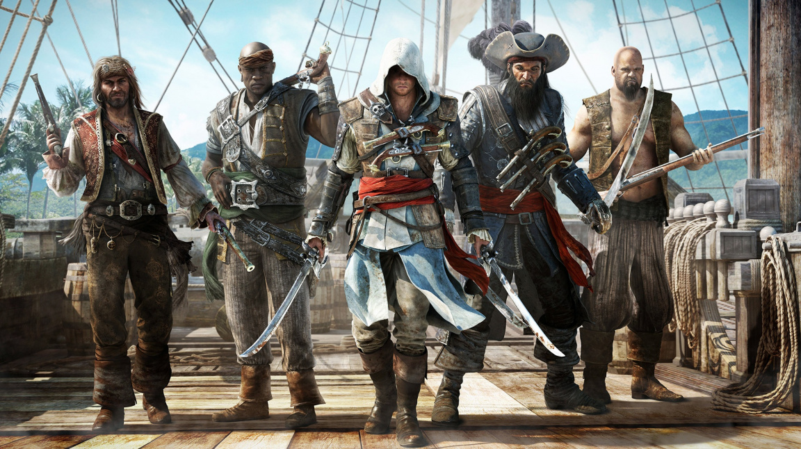 Assassin's Creed IV: Black Flag - recenze