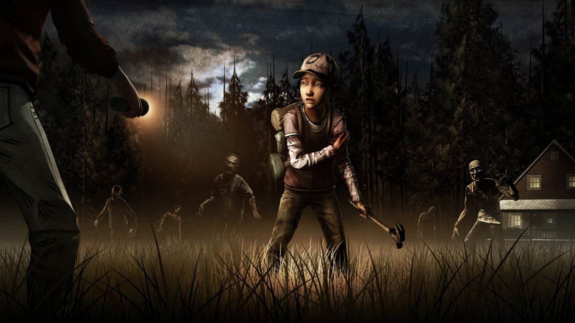 The Walking Dead: Season 2 - Episode 1: All That Remains