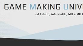 Game Making University bude učit tvorbu her pod dohledem profíků
