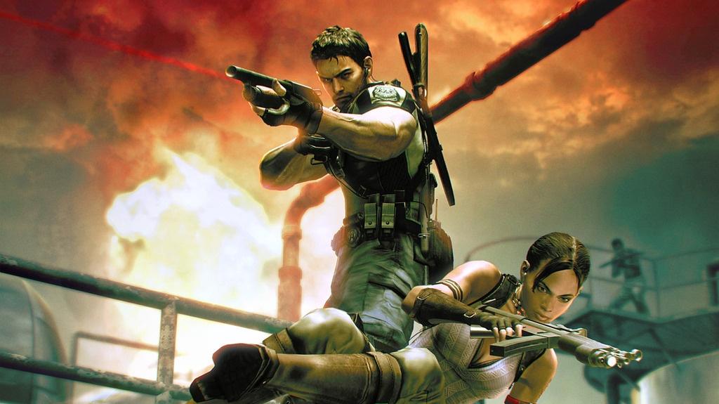 Resident Evil 5 je nejlépe prodávanou hrou Capcomu