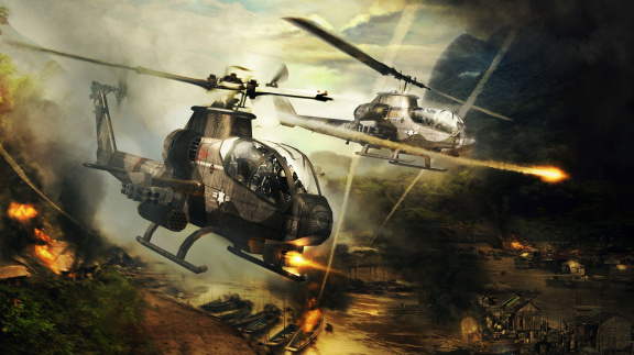 Air Conflicts: Vietnam - recenze