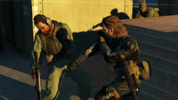 Metal Gear Solid: Ground Zeroes bude prolog a vyjde na jaře