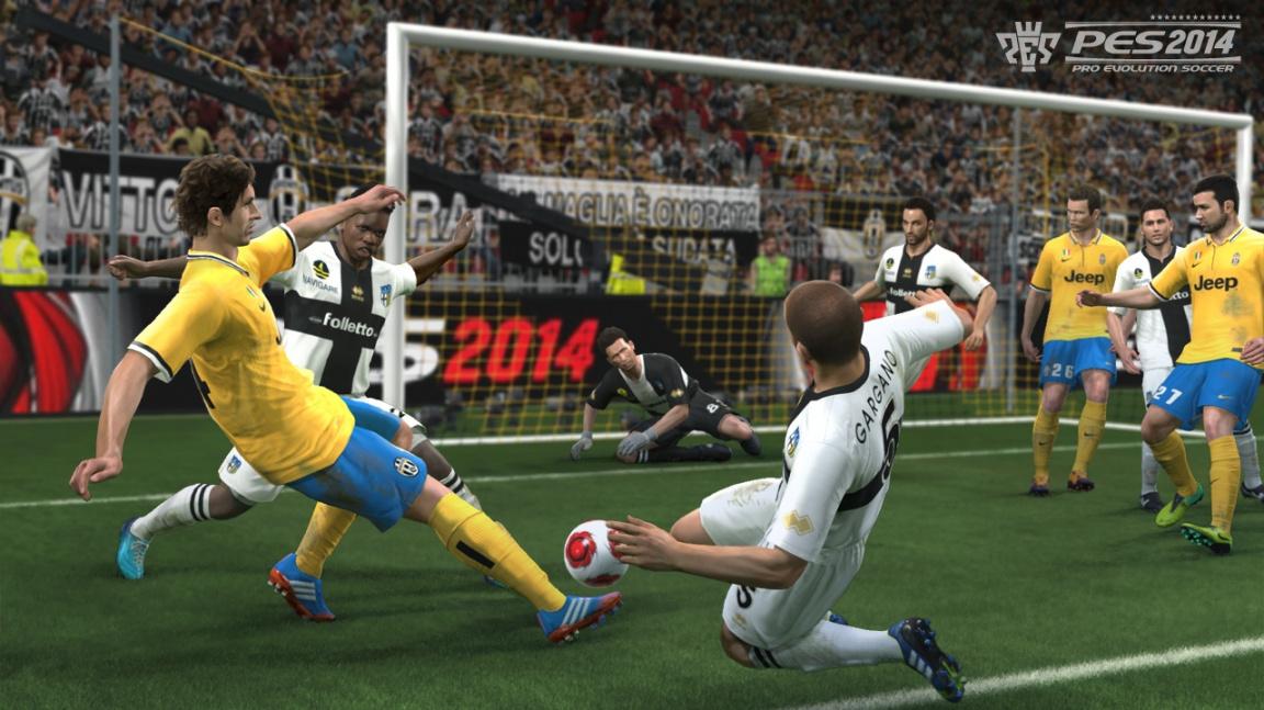 PES 2014 čeká spousta nových tváří, FIFA 14 řeší technické nedostatky
