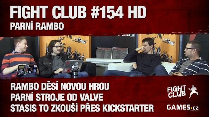 Fight Club #154 HD: Parní Rambo