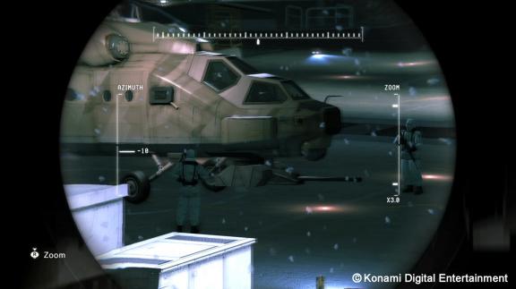 Starý Metal Gear Solid ožije ve speciální misi pro PlayStation verze MGS: Ground Zeroes