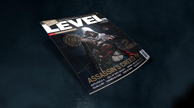 Vychází LEVEL 236 s plnou hrou Trine 2: Complete Story