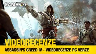Assassin's Creed IV: Black Flag - videorecenze české PC verze