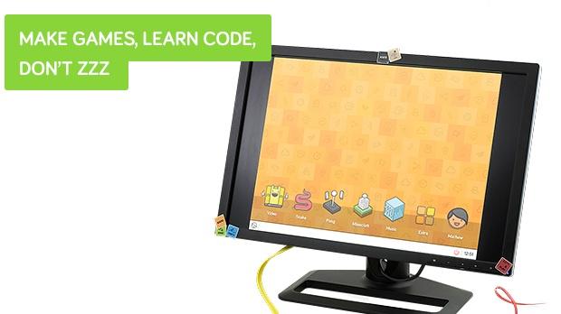 Kano je počítač pro hračičky, který slaví úspěch Kickstarteru
