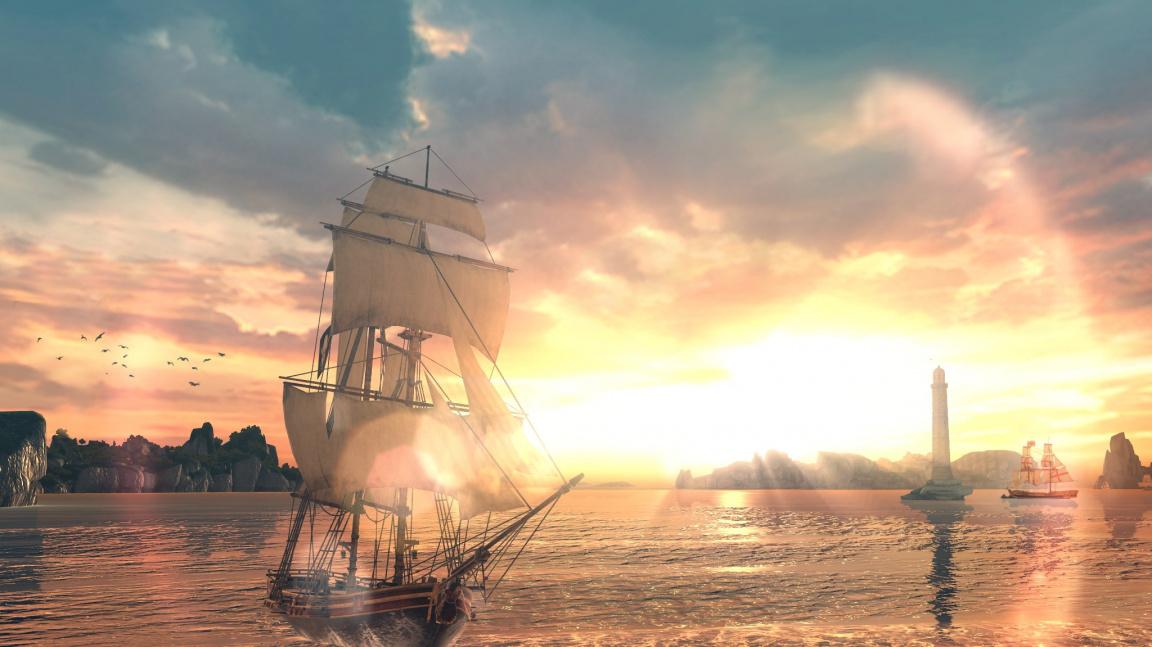 Čistě námořní Assassin's Creed Pirates vyjde příští týden
