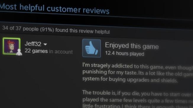 Nejvtipnější recenze ze Steamu