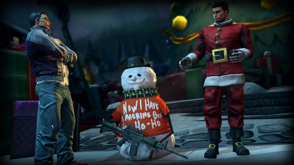 Saints Row IV: How The Saints Saved Christmas