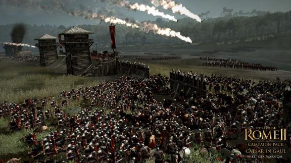 Total War: Rome II – Caesar in Gaul