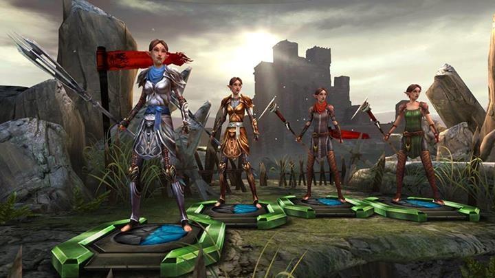 Strategická tahovka Heroes of Dragon Age už vyšla na iOS i Androidu