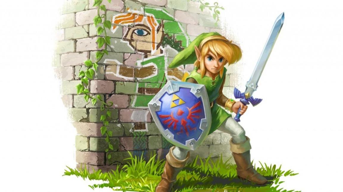 The Legend of Zelda: A Link Between Worlds – recenze