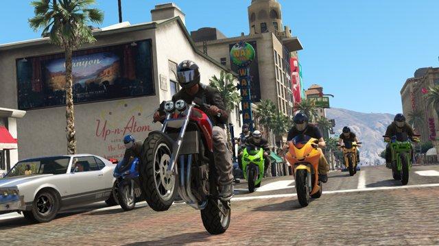 Motorkářské DLC Bikers pro Grand Theft Auto Online umožňuje založit a vést vlastní gang