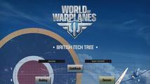 Video z World of Warplanes hovoří o typech letounů