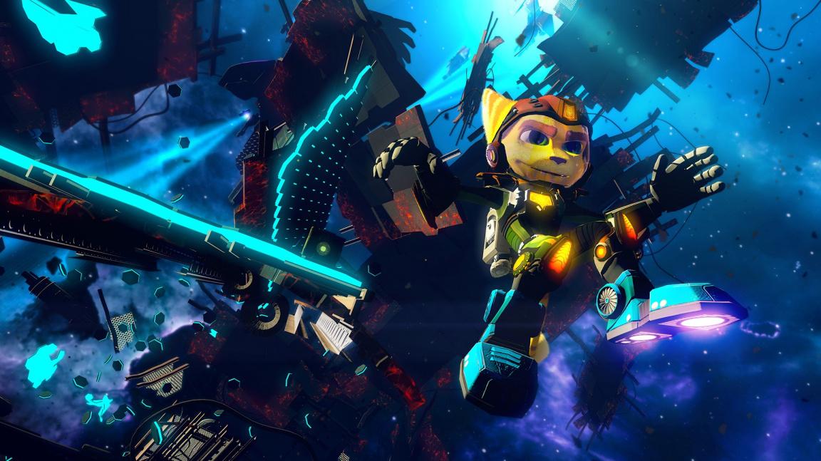 Ratchet & Clank: Nexus - recenze