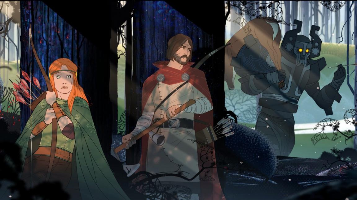 """Dojmy z hraní RPG Banner Saga - spousta """"ale"""", přesto baví"""