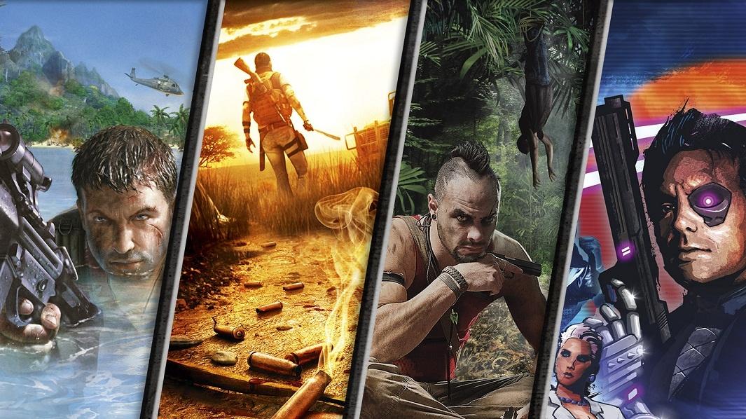 Ubisoft oznamuje ultimátní kompilaci Far Cry her