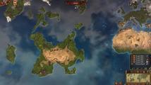 Conquest of Paradise k Europa Universalis IV předvádí náhodné mapy