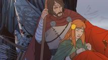 Video připomíná, že dnes vychází RPG tahovka Banner Saga