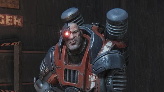 Evolve představuje prvního lovce - bojovníka Markova