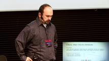 GDS 2013: Viktor Bocan - Co je technický design a proč by vás měl zajímat