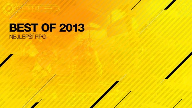 Best of 2013: Nejlepší RPG