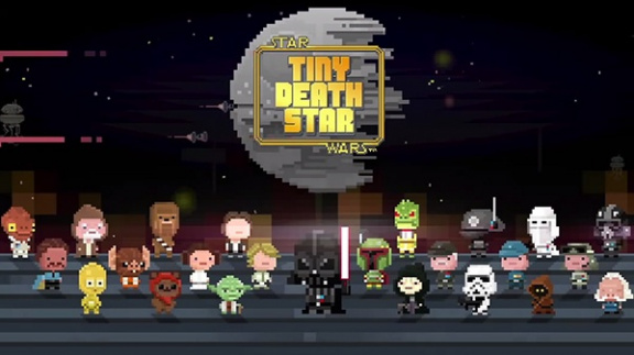 Star Wars: Tiny Death Star - recenze