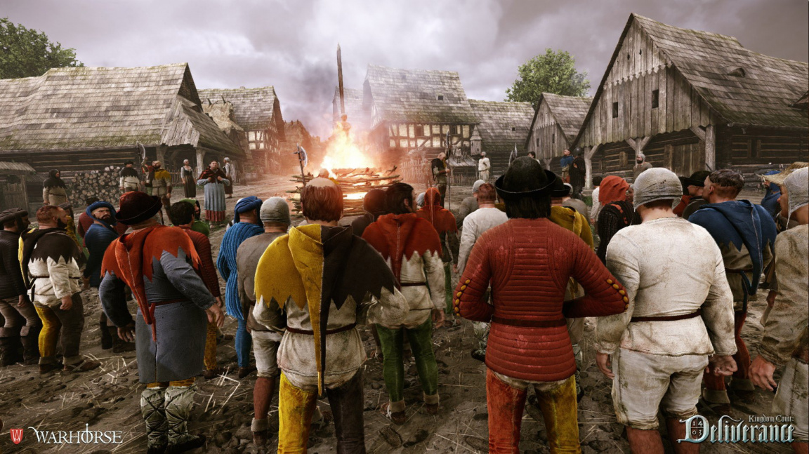 GDS 2015: Adam Sporka o adaptivní hudbě v Kingdom Come: Deliverance