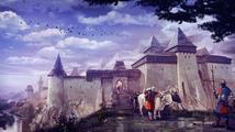 Záběry z Kingdom Come se věnují infiltraci kempu banditů a následné bitvě