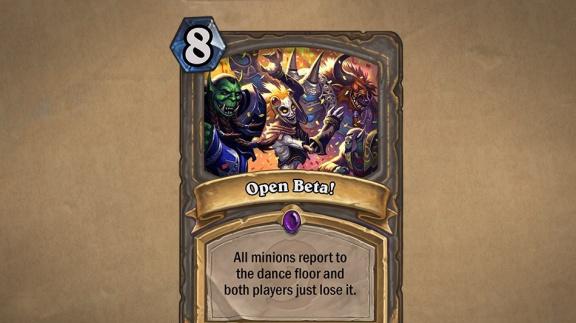 Hearthstone: Heroes of Warcraft spouští otevřenou betu v Evropě