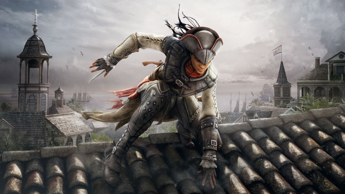 Assassin's Creed Liberation HD - recenze